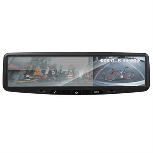 "Rydeen 4.3"" Rear View Mirror with Mi-Link System & Bluetooth"