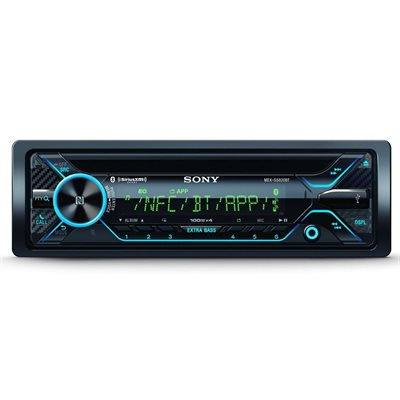 Sony GS Series CD Car Stereo Receiver with Dual Bluetooth