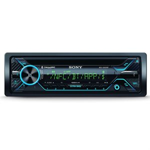 Sony GS Series CD Car Stereo HD Receiver with Bluetooth