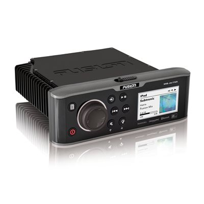 Fusion Marine DVD / CD Receiver with Bluetooth