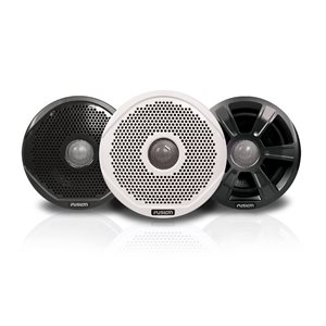 "Fusion Marine 6"" 2-Way 200W Full-Range Speakers (pair)"