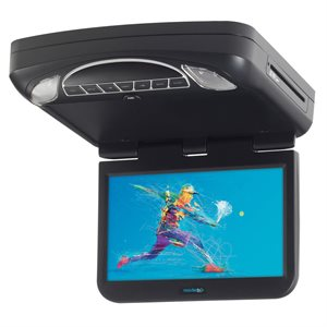 "Movies2Go 10.1"" Digital High Def Overhead Monitor System with DVD and HD Inputs"