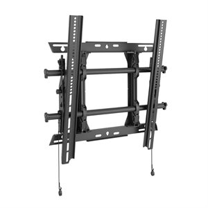 Chief FUSION Medium Portrait Tilt Wall Mount