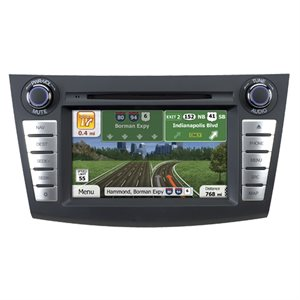 Advent Mazda 3 OE Style Multimedia / Navigation System