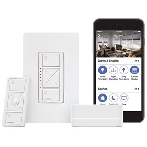 Lutron Caséta Wireless Smart Bridge PROII Package