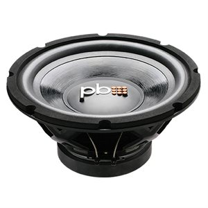 "PowerBass 10"" 4 Ohm Subwoofer (single)"