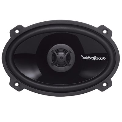"Rockford Punch P1 4""x6"" 2-Way Car Speakers (pair)"