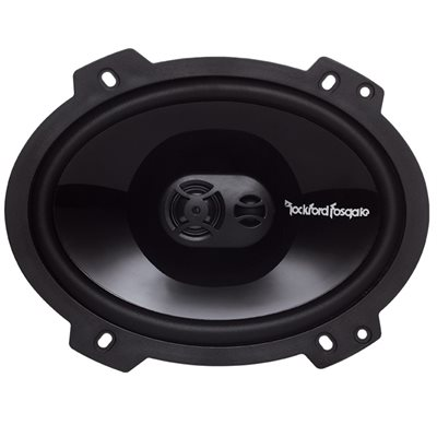 "Rockford Punch P1 6""x8"" 3-Way Full-Range Speakers (pair)"