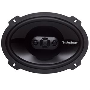 "Rockford Punch P1 6""x9"" 4-Way Full-Range Speakers (pair)"