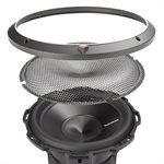 "Rockford Punch P1 12"" 4 Ohm SVC Subwoofer (single)"