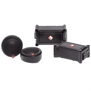 "Rockford Punch Series 1"" Tweeter Kit"