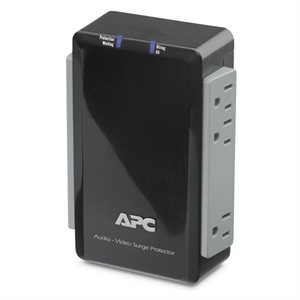 APC 6-Outlet Surge Protector