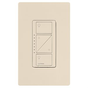 Lutron Caséta Wireless In-Wall Dimmer PRO (lt. almond)