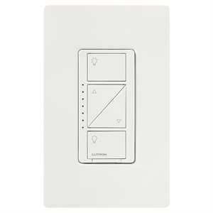 Lutron Caséta Wireless In-Wall Dimmer PRO (white)