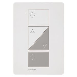 Lutron Caséta Wireless 300W / 100W Plug-In Lamp Dimmer (white)