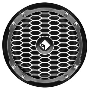 "Rockford Punch Marine 10"" SVC 4 Ohm Subwoofer (blk, single)"