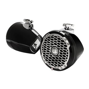 "Rockford Marine 6.5"" Motorsport Cage Speakers (black, pair)"