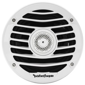 "Rockford Marine P2 6.5"" Coax Speakers (lux white, pair)"