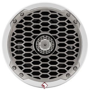"Rockford Marine P2 Series 6.5"" Coax Speakers (white, pair)"
