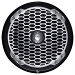 "Rockford Punch Marine 8"" Full-Range Speakers, pair (black)"