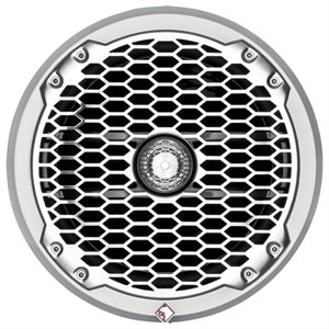"Rockford Marine Punch 8"" Full-Range Speakers (white)"