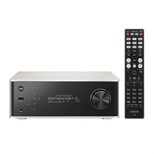 Denon Integrated Network Amplifier w /  70W Per Channel