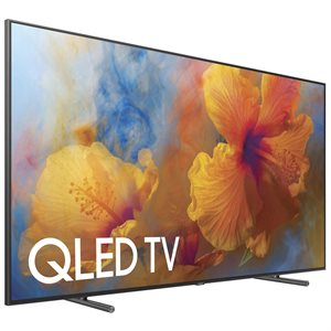 "Samsung 75"" 4K Smart QLED Ultra HDTV w / HDR Elite"