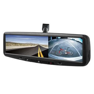"RoadGear 4.3"" Rear View Mirror with Built-in BT Incl VSM-AN"