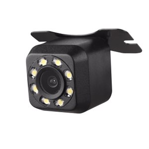 "RoadGear ""LED CAM"" w / Wing Mount. HD CMOS w / LED Night Vision"