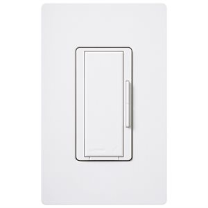 Lutron RadioRA2 Accessory Dimmer (white)
