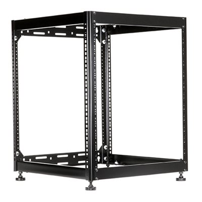 Red Atom 14U Skeleton Rack