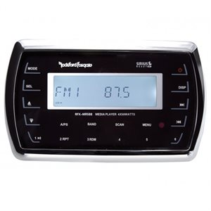 Rockford Hide-Away AM / FM / SAT / MP3 Digital Audio Receiver