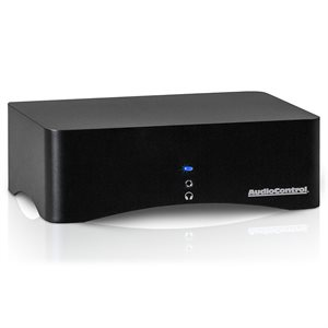 AudioControl High-Power Amplifier with Digital Audio Inputs