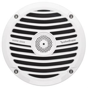 "Rockford Marine Prime R1 6.5"" 2-Way Speakers (white, pair)"