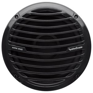 "Rockford Marine 8"" Dual 4 Ohm Subwoofer (black, single)"