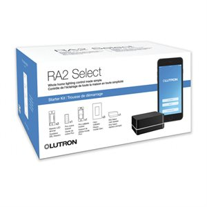 Lutron RA2 Select Starter Kit