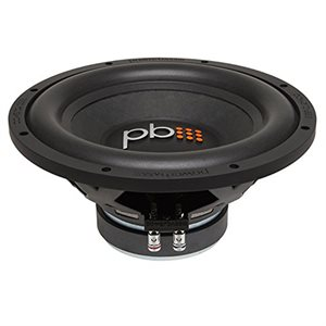 "PowerBass 12"" 4 Ohm DVC Subwoofer (single)"