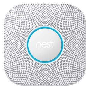 Nest Protect Pro Wired Smoke / Carbon Monoxide Detector - 5yr