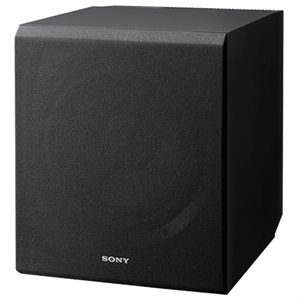 "Sony 10"" Active Home Theater Subwoofer"