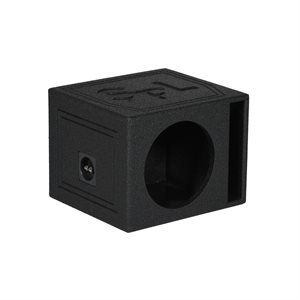 "SPL Boxes 10"" Single Vented Finished w / bed Liner"