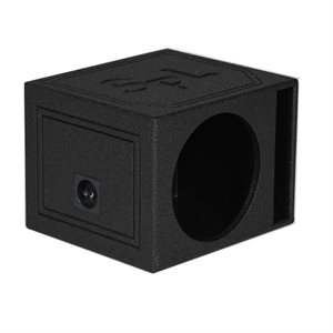 "SPL Boxes 12"" Single Vented Finished w / Bed Liner"