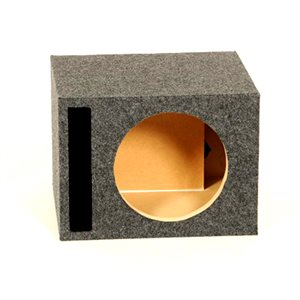"SPL Boxes 12"" Single Vented Enclosure"