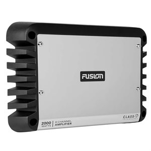 Fusion Marine Signature Series 8 Channel Marine Amplifier
