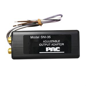 PAC Adjustable Line Output Converter Variable LOC