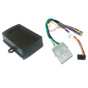 Crux GM Class II Radio Replacement Interface with Chime