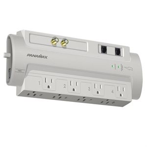 Panamax 8-Outlet Home Theater Power / Surge Protector