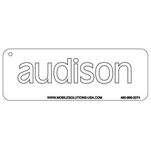 Mobile Solutions Audison Smart Fill Template