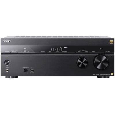 Sony 7.2 Channel Hi-Res Wi-Fi Network AV Receiver