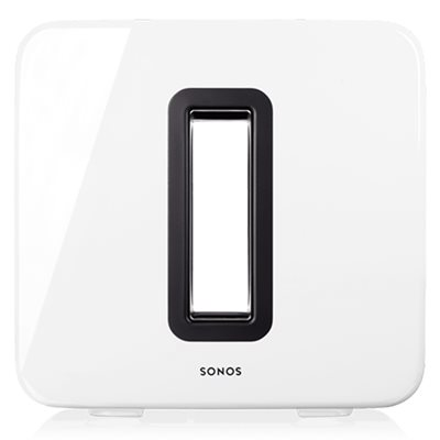Sonos SUBG1US1 Wireless Subwoofer (gloss white)