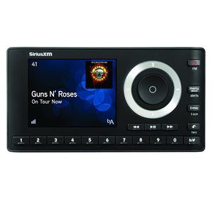 Audiovox SiriusXM Onyx Plus Receiver with PowerConnect Kit